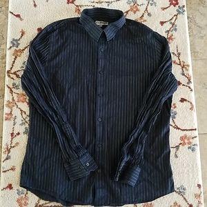 3/$30 Express Button's shirt